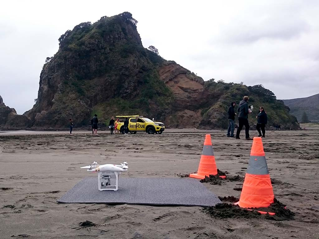 Drone Auckland insured safe